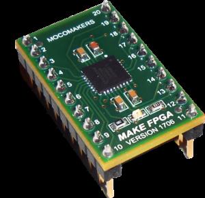 Fipsy FPGA Breakout Board   MoCo Makers