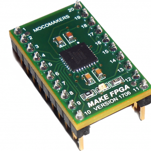Fipsy FPGA Breakout Board